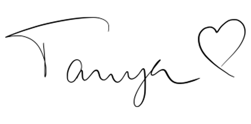 Tanya_Script with Heart