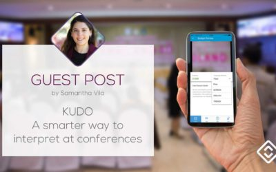 KUDO: A smarter way to interpret at conferences